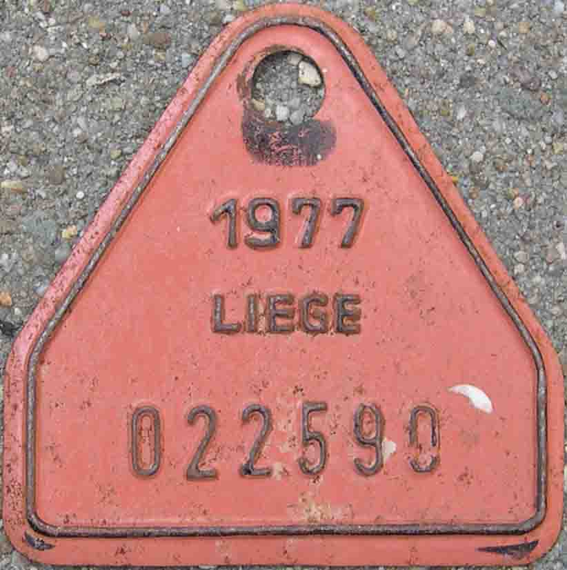 Bicycle 1977