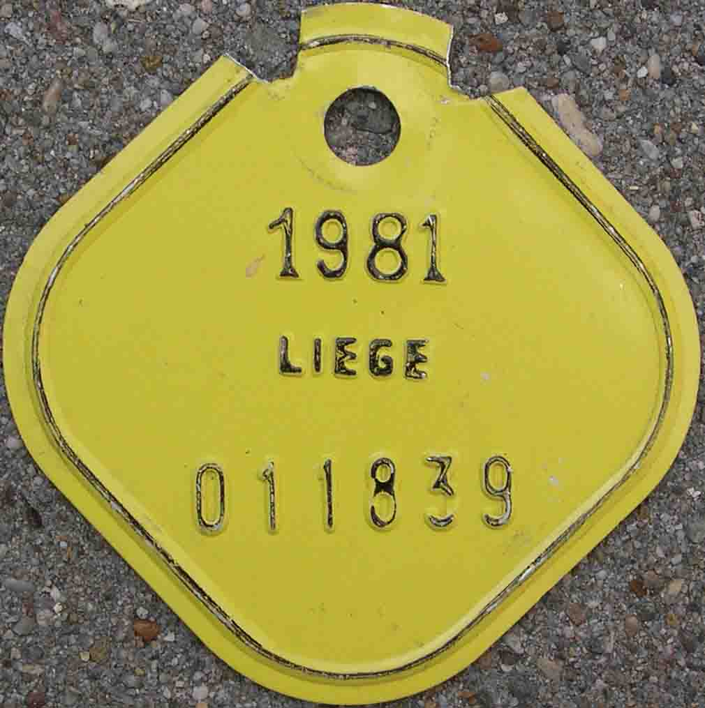 Bicycle 1981